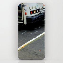 Bus Stop iPhone Skin