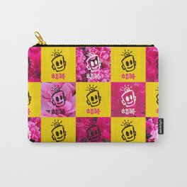 HAPPY Korean Carry-All Pouch