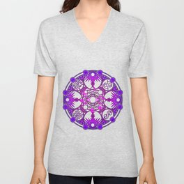 Magic Circle - Yuko Ichihara Unisex V-Neck