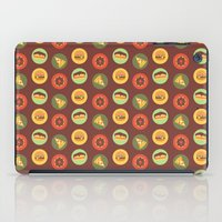 junk food iPad Cases featuring Food by Elly Whiley