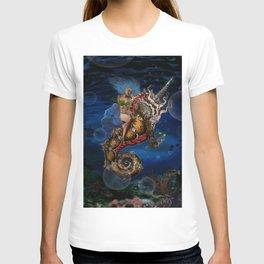 Aquatic Goddess Zwyla T-shirt