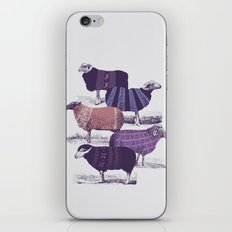 Cool Sweaters iPhone Skin