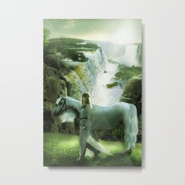 A Long Journey Home Metal Print
