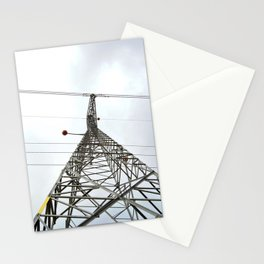 Lines #1 Stationery Cards