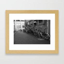 bne was here Framed Art Print