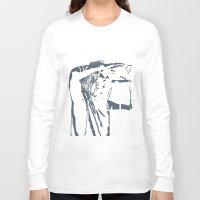 jared leto Long Sleeve T-shirts featuring Jared Leto (gig) by idontfindyouthatinteresting