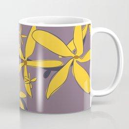 Forsythia III Coffee Mug