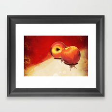 Adam's Apple Framed Art Print
