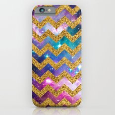 GLITTER SPACE 9 - for iphone Slim Case iPhone 6s