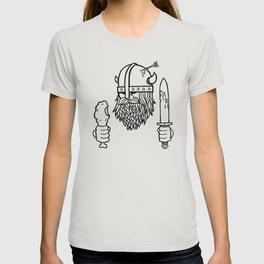 Hungry Viking T-shirt