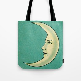 Luna Tarot Tote Bag