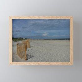 Hilton Head Beach Framed Mini Art Print