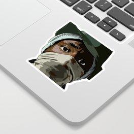 Mos Def the new danger Sticker