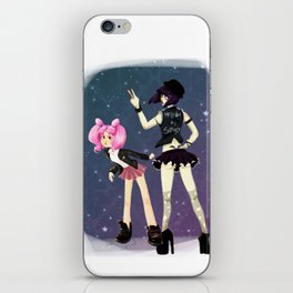 Sailor Moon Tribute iPhone Skin