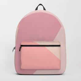 Pink DIC Palette Pink Feeling Pillow  Modern  Minimal Art  Backpack