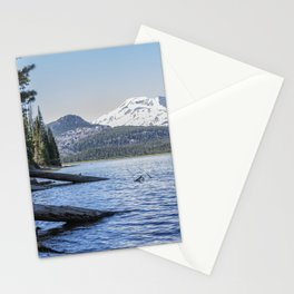 South Sister from Sparks Lake Stationery Cards
