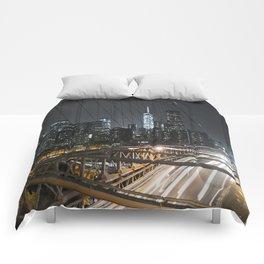 One World Tower - New York, USA Comforters
