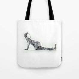 Zen Bump Tote Bag
