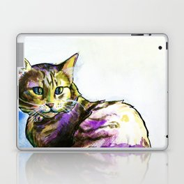 Ms. KittyLittleHead Laptop & iPad Skin