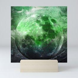 MOON under MAGIC SKY II-1 Mini Art Print