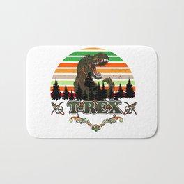 Jurassic World Boys  T-rex Short Sleeve T-Shirt Dinosaur Christmas Gift Boys Bath Mat