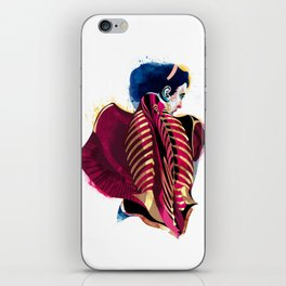 Anatomy 07a iPhone Skin