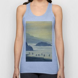 When The Sun Goes Down Unisex Tank Top