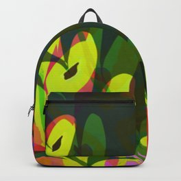Behind the Leaves / KISS Backpack