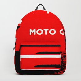 Motorcycle engine Backpack
