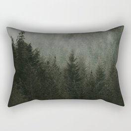 Evergreens Rectangular Pillow