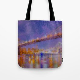 CITY INLET Tote Bag