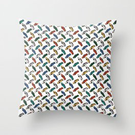 Enjoy Open Air! Throw Pillow