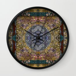 Dyglomiat Ferocia Wall Clock