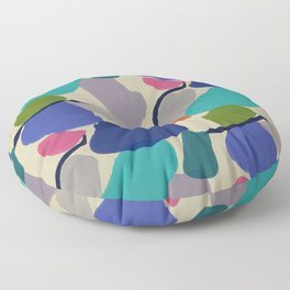 Tumbled Floor Pillow