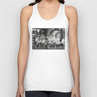 carousel Tank Tops featuring Carousel by Ibbanez