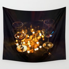 Drunk x2 Wall Tapestry