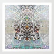 Tribal°Soul^ Art Print