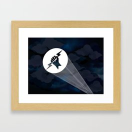Brill-Signal Framed Art Print