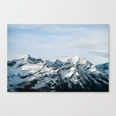 Mountain #landscape photography Canvas Print