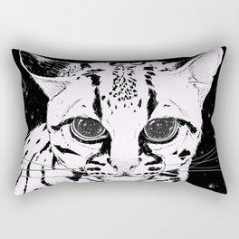 Leopardus Pardalis Rectangular Pillow