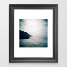 USA Wet 05 Framed Art Print