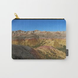 A Colorful World Carry-All Pouch