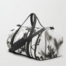 New Zealand Flax silhouettes Sporttaschen