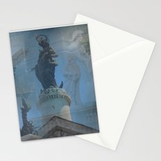 Rome Statues Stationery Cards