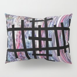 Cross Rail Pillow Sham