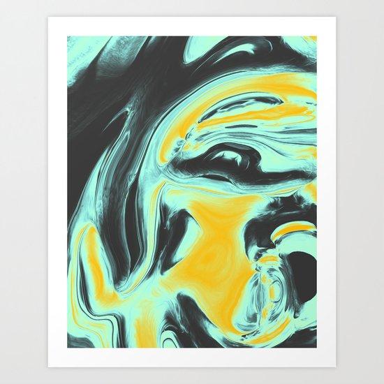 Cassi Art Print