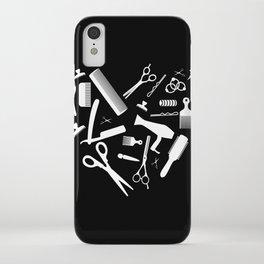 Hairdresser iPhone Case