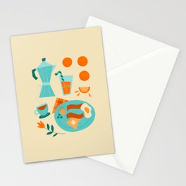 Most Important Meal Stationery Cards
