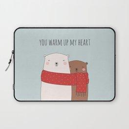 BEAR LOVE Laptop Sleeve