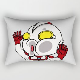 Chibi Of Ultra Rectangular Pillow